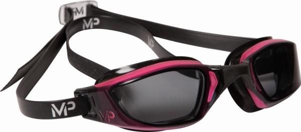 Michael Phelps Aqua Sphere plavecké brýle XCEED LADY tmavý zorník 1