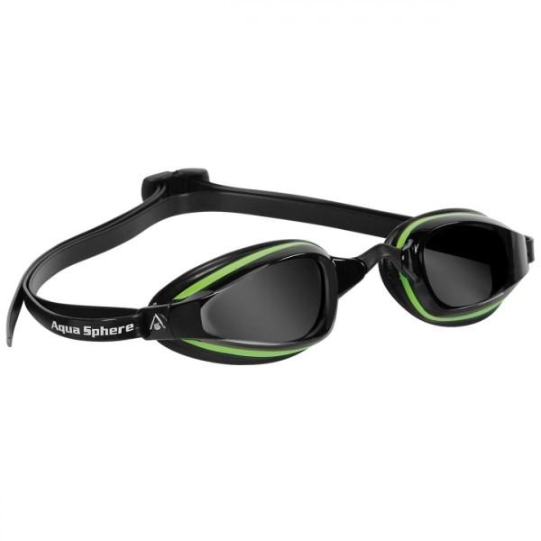 Michael Phelps Aqua Sphere plavecké brýle K180+ tmavý zorník 1