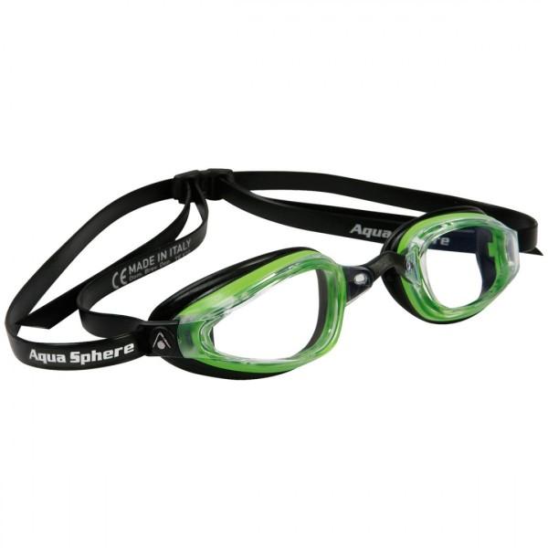 Michael Phelps Aqua Sphere plavecké brýle K180+ čirý zorník 1