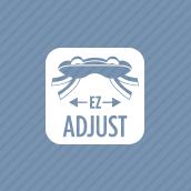 EZ-Adjust Buckles